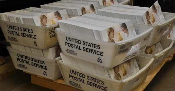 Processed Bulk Mailing